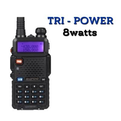 Radio Baofeng UV-5R TriPower 8W