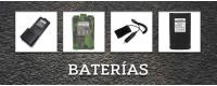 Baterías Baofeng. Todos los modelos de baterías disponibles.
