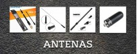 Antenas para radios Baofeng en Chile.