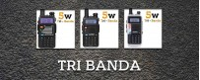 Radios Baofeng con tecnologia Tri Banda